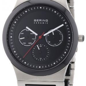 Bering Men's Analogue Quartz Watch with Stainless Steel Strap 32139-702
