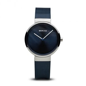 Bering Unisex Analogue Quartz Watch with Stainless Steel Strap 14531-307