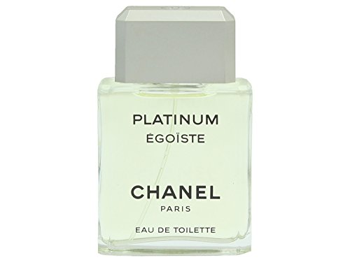 Egoiste Platinum by Chanel Eau de Toilette Spray 50ml