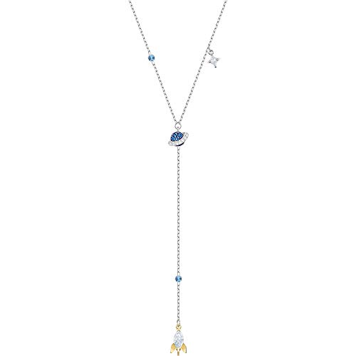 Swarovski Women Stainless Steel Y-Shaped Necklace 5441389