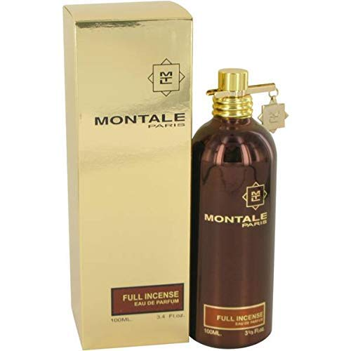 100% Authentic MONTALE FULL INCENSE Eau de Perfume 100ml Made in France
