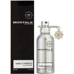 100% Authentic MONTALE VANILLE ABSOLU Eau de Perfume 100ml Made in France