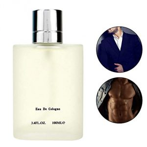100ML Men's Fragrance - Natural Long Lasting, Eau De Toilette Spray - Mature Gentleman Temptation