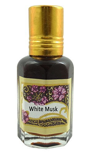 10ml White Musk Fragrance Perfume Oil 100% Pure and Natural With Box