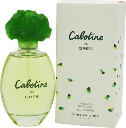 """Cabotine"" by Gres Eau de Parfum 100ml/3.4fl.oz Perfume for Her."