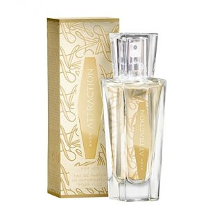 3 x 30ml Avon Attraction For Her 90ml in Total